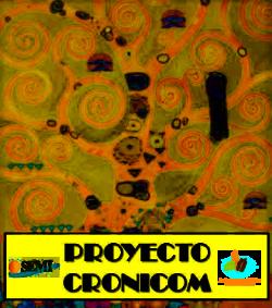 Logo del proyecto CRONICOM